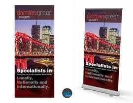 gonzalaswong tarafından Design a pull up banner 850x2000mm a için no 16