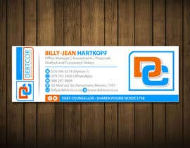 Muazign3r tarafından Re-design our company email signature with a professional look and feel için no 37