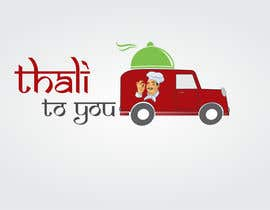 Deveshyadav583 tarafından DEsign a logo - Indian Food delivery @ Lunch Time için no 21