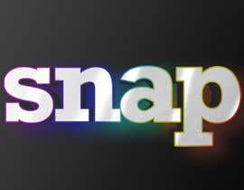 #228 for Logo Design for Snap (Camera App) by LazyDogDesign