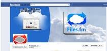 Design a Facebook page cover graphic for cloud file storage için Graphic Design8 No.lu Yarışma Girdisi