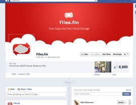 ervanfahren tarafından Design a Facebook page cover graphic for cloud file storage için no 42