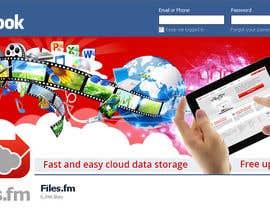 majasdigital tarafından Design a Facebook page cover graphic for cloud file storage için no 40