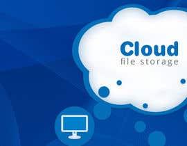 Ponchu tarafından Design a Facebook page cover graphic for cloud file storage için no 14