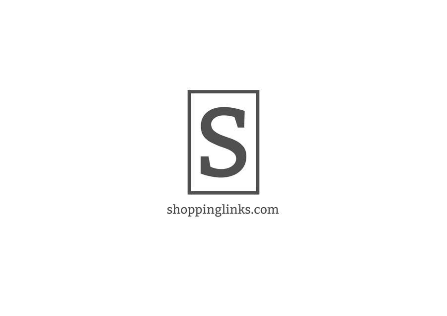 #75 for Design a Logo for Shopping Links website by JediArtist