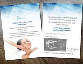 LimDesign tarafından Marketing materials design for facial therapy center için no 8