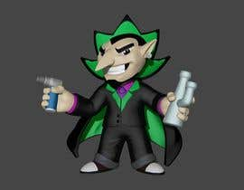 mummydoller tarafından Create 3D Model of a 2D character ready for 3D printing için no 7