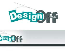 #35 para Logo Design for DesignOff por rogeliobello