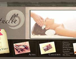 #11 for Design Vintage look for website Beauty Salon by mnet420