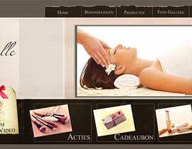 #14 for Design Vintage look for website Beauty Salon by mnet420