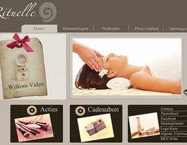 #16 for Design Vintage look for website Beauty Salon by mnet420