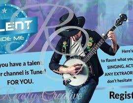 ReallyCreative tarafından Design a Banner for Talent Show için no 14