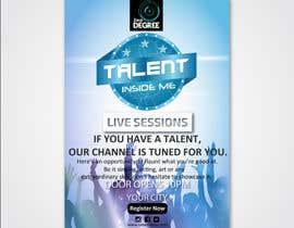 irfantufail11 tarafından Design a Banner for Talent Show için no 10