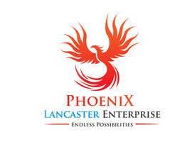 kikadesignstudio tarafından Business Logo for Phoenix Lancaster Enterprise için no 10
