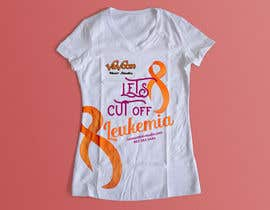 saranyaarchi tarafından Design a t-shirt for our hair salon and help fight cancer için no 19
