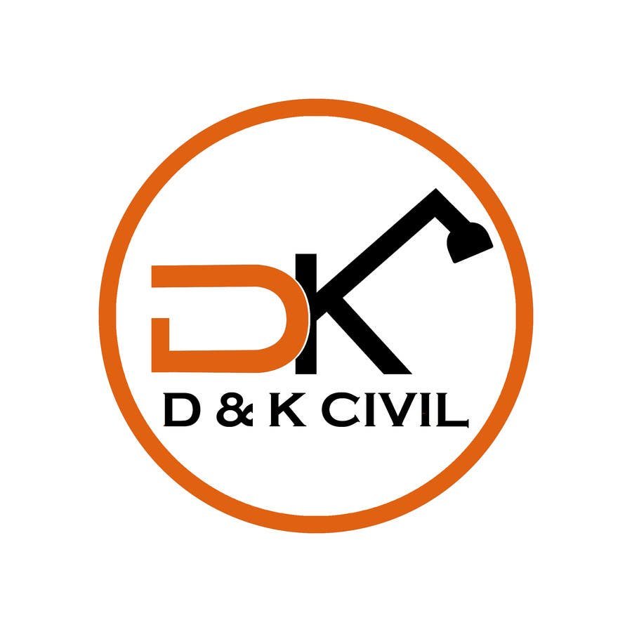 Bài tham dự cuộc thi #                                        1                                      cho                                         Design a Logo for D & K CIVIL