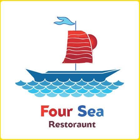 Bài tham dự cuộc thi #                                        65                                      cho                                         Logo Design for Four Sea Restaurant