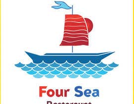 #65 for Logo Design for Four Sea Restaurant by Turbosaska