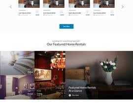 #23 for Design a Website Mockup for Realestate Portal by shourav01
