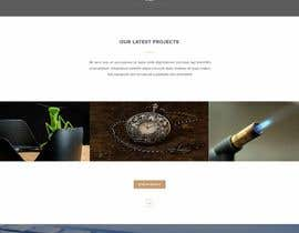 #22 for Design a Website Mockup for Realestate Portal by Giveher