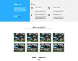 #27 for Design a Website Mockup for Realestate Portal by husainmill