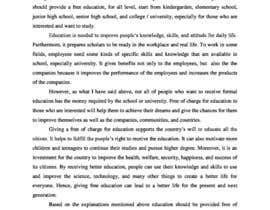 Ngie22 tarafından Article writing competition için no 5