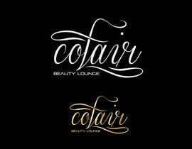 #123 for Elegant Logo needed for High-end Salon and Spa ! by thepurplestudioz
