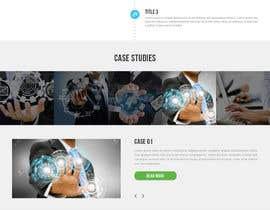 AyazAhemadKadri tarafından Design a Website Mockup için no 3