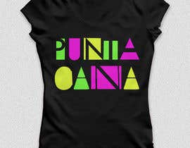 """alemvt tarafından Diseñar una camiseta """"Punta Cana"""" için no 18"""