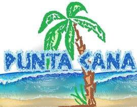 """ladee tarafından Diseñar una camiseta """"Punta Cana"""" için no 14"""