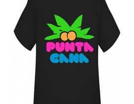 "lamanuc tarafından Diseñar una camiseta ""Punta Cana"" için no 20"