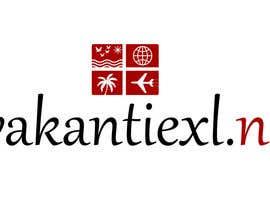 aishaelsayed95 tarafından Ontwerp een Logo voor vakantiexl.nl için no 4