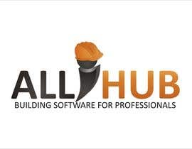 nº 257 pour Logo Design for Allihub par innovys