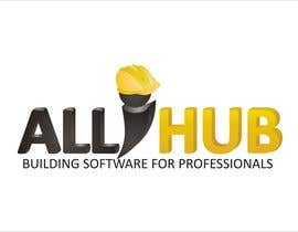 nº 260 pour Logo Design for Allihub par innovys