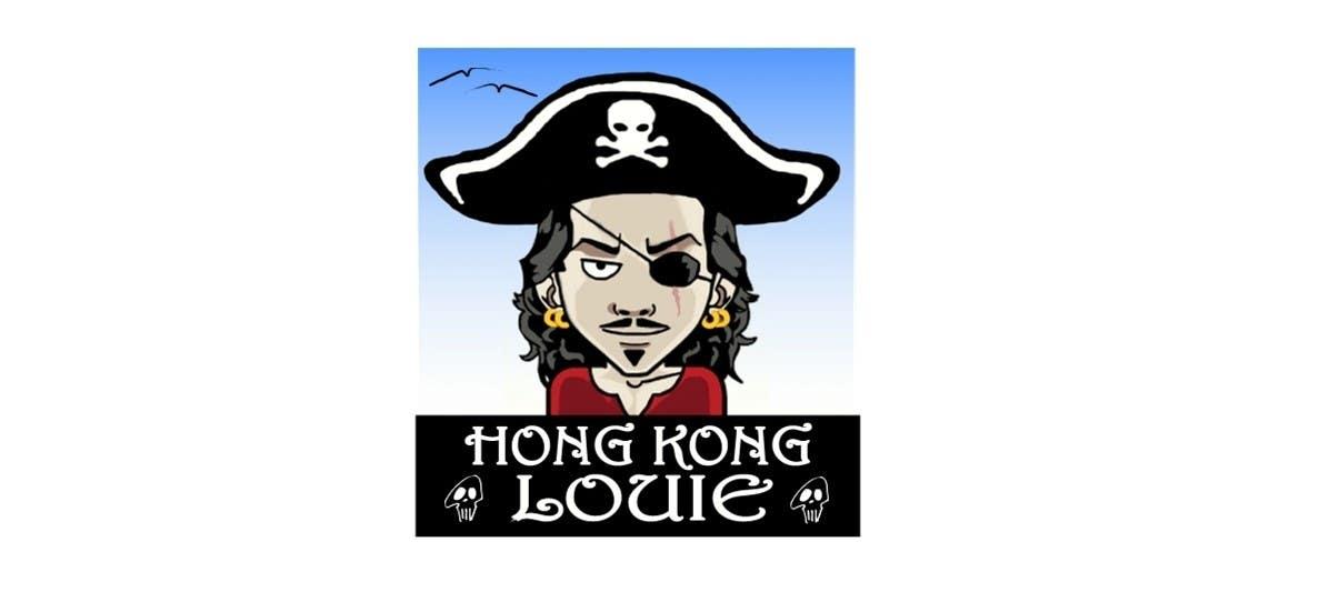 Inscrição nº                                         4                                      do Concurso para                                         Hong Kong Louie