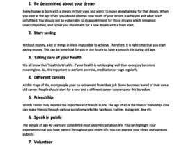 hussainabu tarafından Write some Articles için no 6