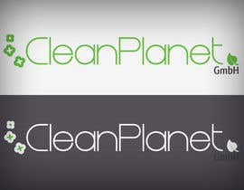 #103 para Logo Design for Clean Planet GmbH por Juntau