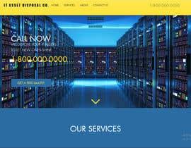 waelvilla tarafından Design a Website Mockup için no 1