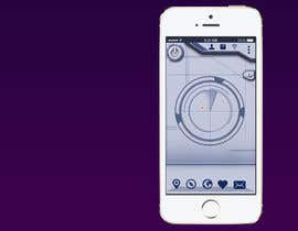 #9 for Design an App Mockup for a Futuristic Mission Impossible type interface by UniateDesigns