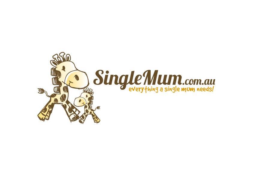 Příspěvek č. 225 do soutěže Logo Design for SingleMum.com.au