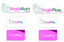 Logo Design for SingleMum.com.au için Graphic Design359 No.lu Yarışma Girdisi
