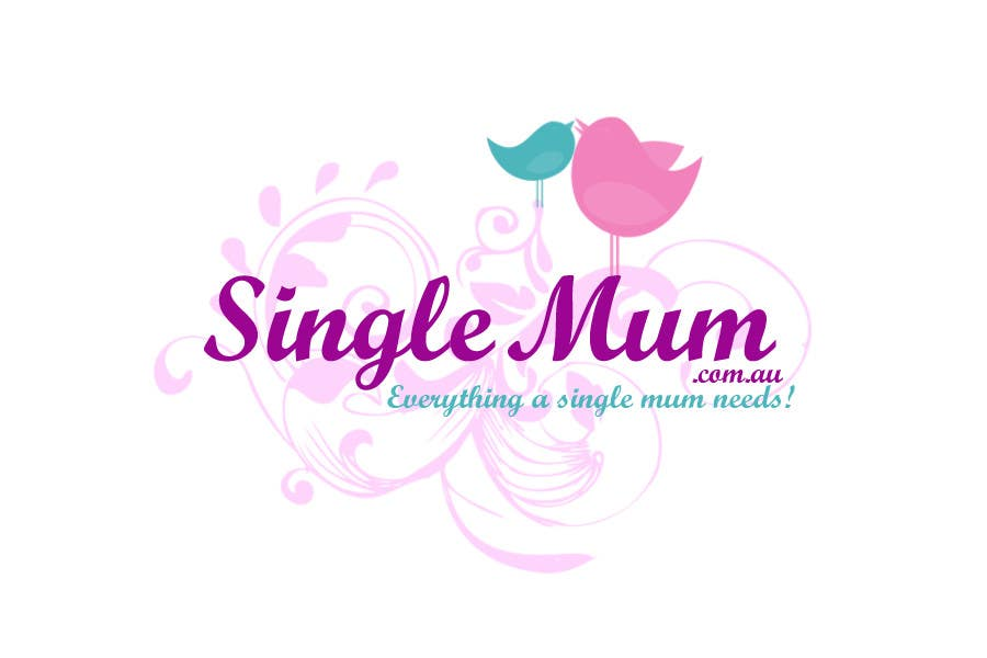 Příspěvek č. 152 do soutěže Logo Design for SingleMum.com.au