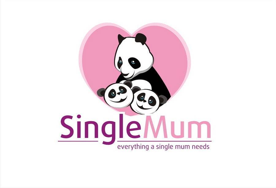 Logo Design for SingleMum.com.au için 333 numaralı Yarışma Girdisi