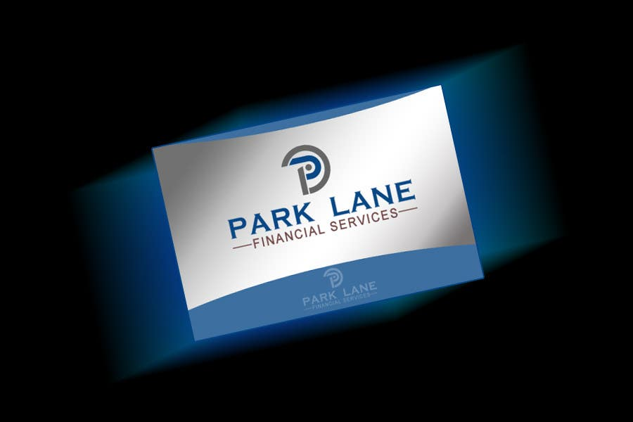 #21 for Business Card Design for Park Lane Financial by xyberlord
