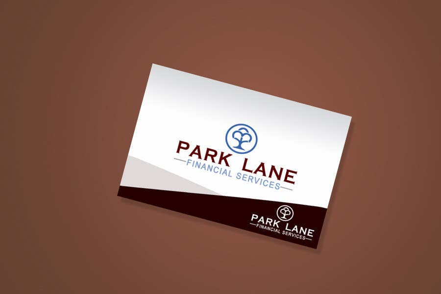 #19 for Business Card Design for Park Lane Financial by xyberlord