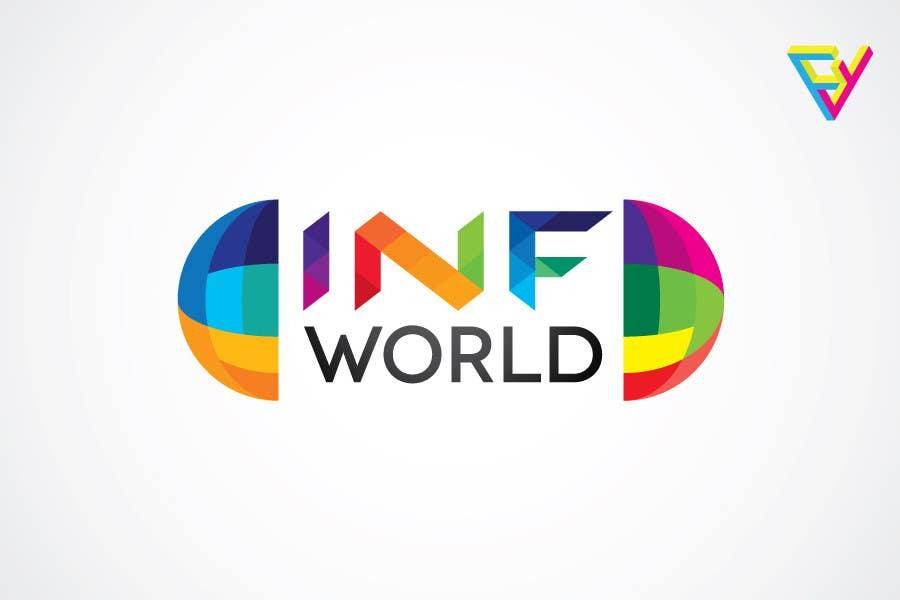 Inscrição nº                                         24                                      do Concurso para                                         Logo Design for INF World Company