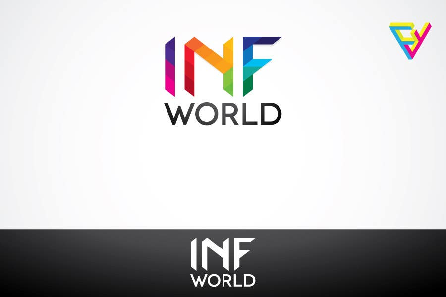 Inscrição nº                                         16                                      do Concurso para                                         Logo Design for INF World Company