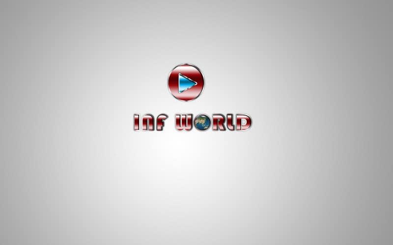 Inscrição nº                                         33                                      do Concurso para                                         Logo Design for INF World Company