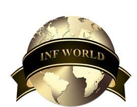 #20 para Logo Design for INF World Company por MiltonVelosa