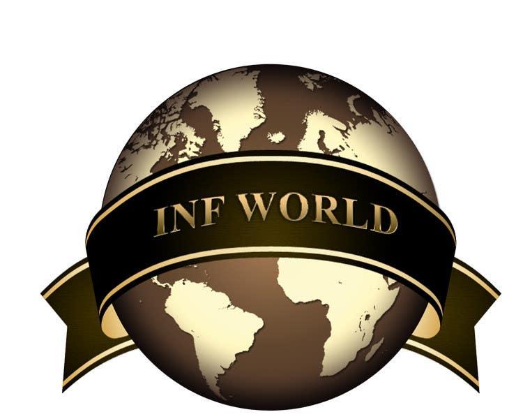 Bài tham dự cuộc thi #21 cho Logo Design for INF World Company